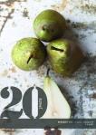 xmas NO20 pears